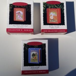 """Mother Goose"" Hallmark collection"